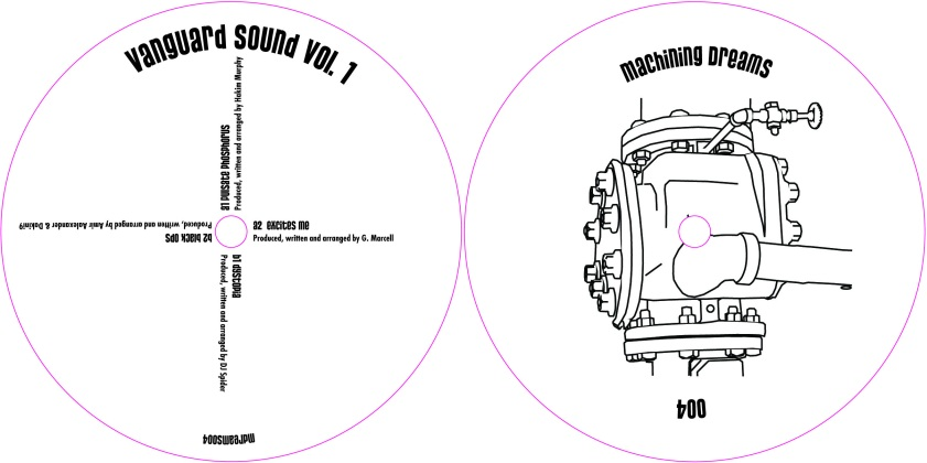 Vanguard Sound Vol. 1