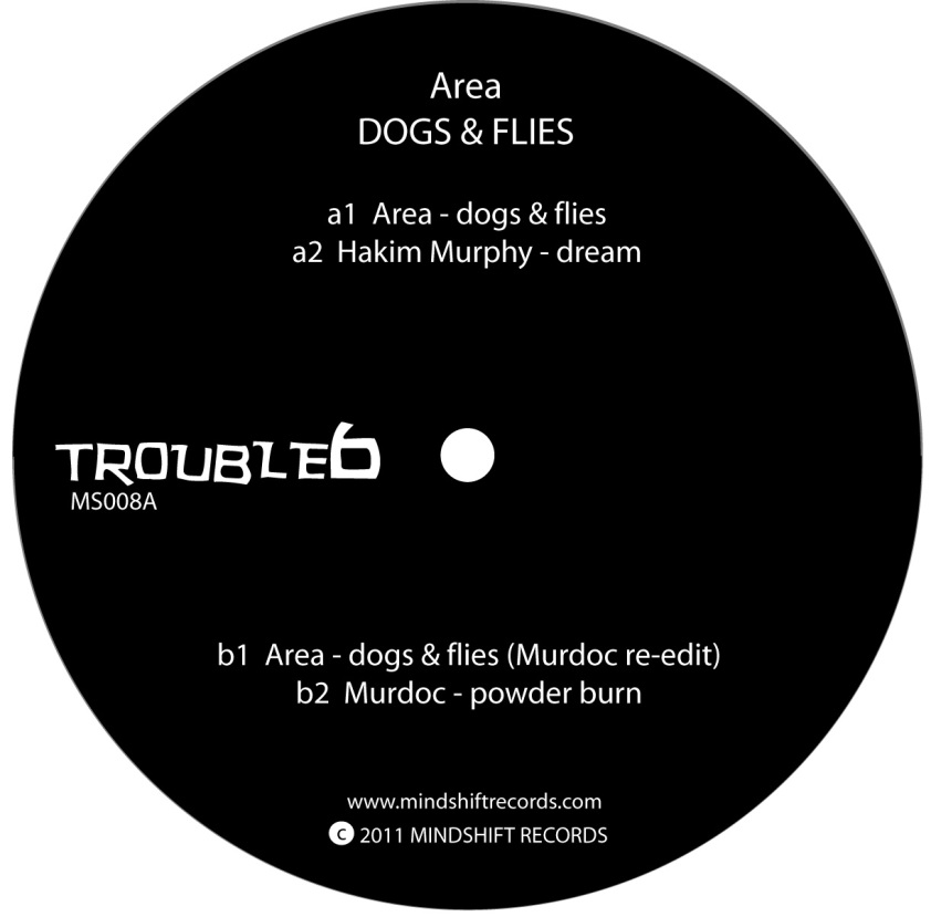 Area - Dog & Flies EP