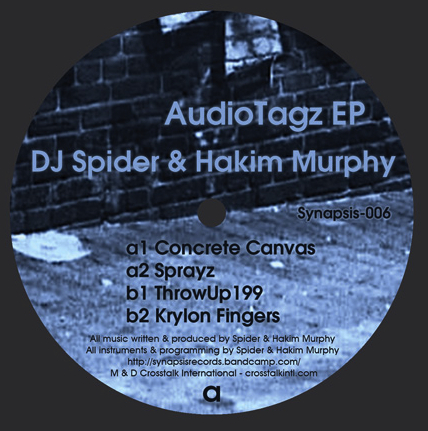 AudioTagz EP