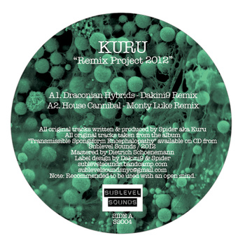 Kuru Remix Project