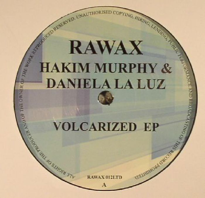 Hakim Murphy & Daniela La Luz - Volcarized EP
