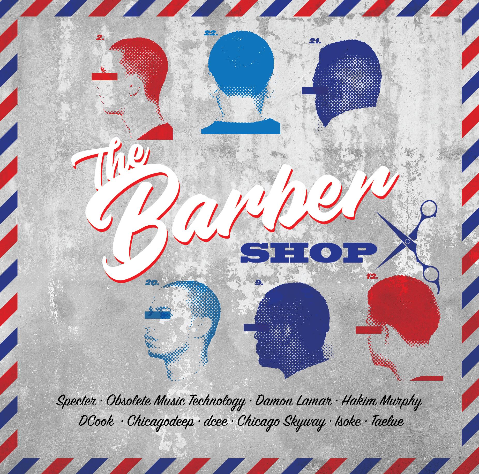 Babershop LP_Cover